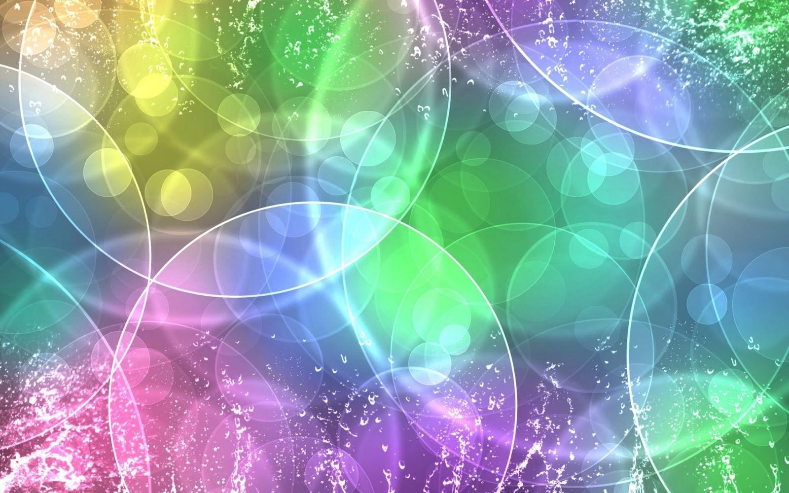 Imagenes Coloridas De Fondo: Burbujas De Colores Wallpapers