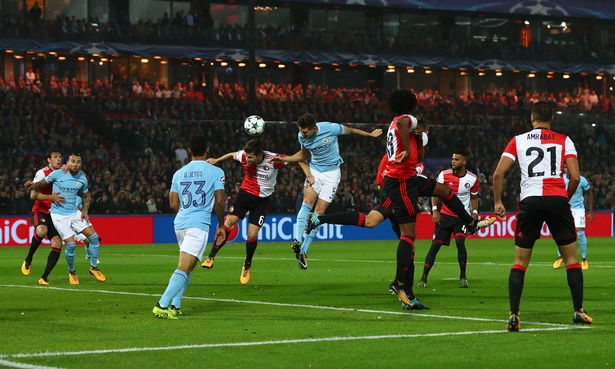 Manchester City vs Feyenoord