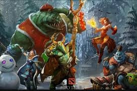 Download Dota 2 Highly Compressed