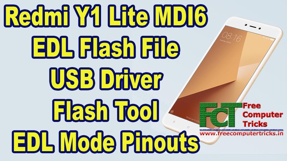 Mi Flash File