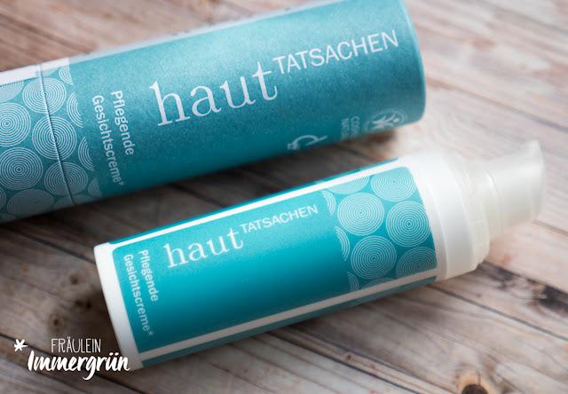 Hauttatsachen Pflegende Gesichtscreme