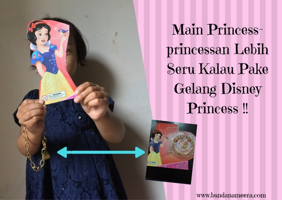 Quality Time Bersama Anak, Main Princess Disney, Info Lomba Foto Princess Disney