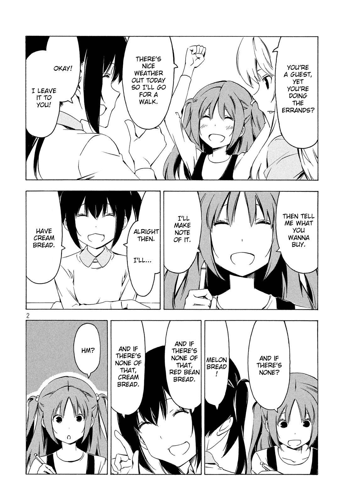 Minami-ke - Chapter 279