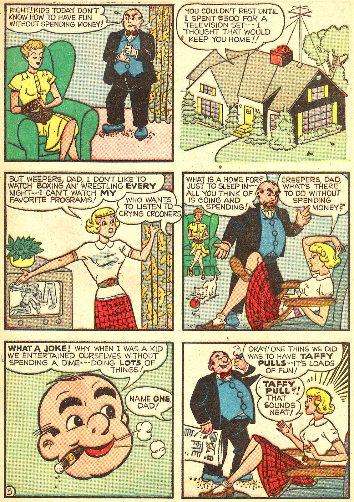 Read online Archie's Girls Betty and Veronica comic -  Issue #Archie's Girls Betty and Veronica Annual 1 - 63