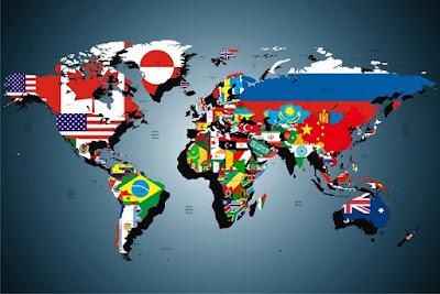 Bentuk-bentuk Negara dan Contoh Negaranya
