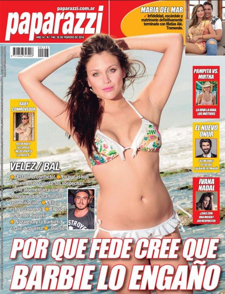 Desnudas de revista paparazzi images 38