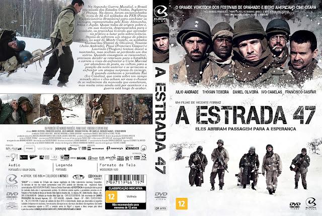 Capa DVD A Estrada 47
