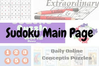 Sudoku Main Page
