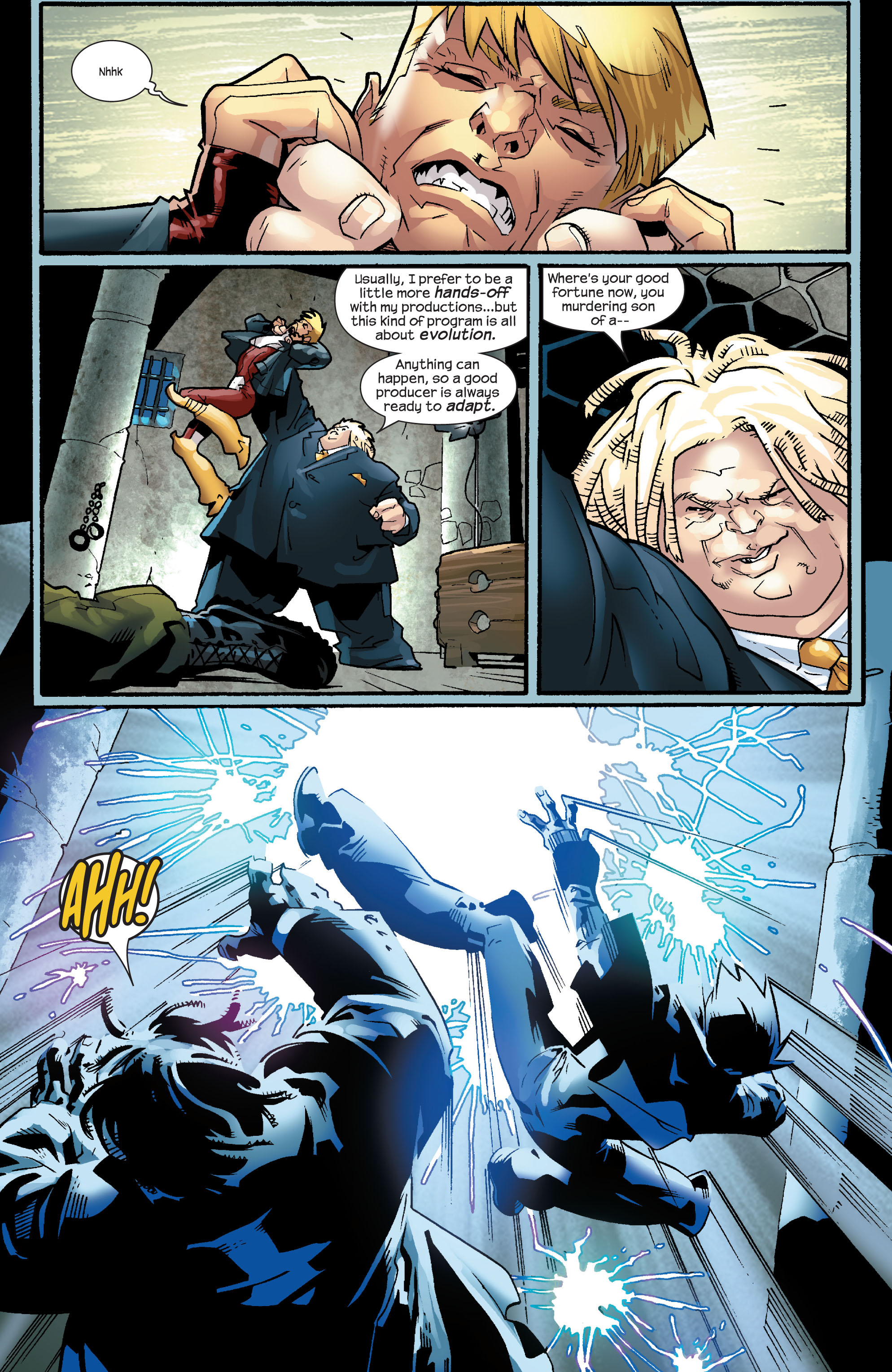 Read online Ultimate X-Men comic -  Issue #57 - 12