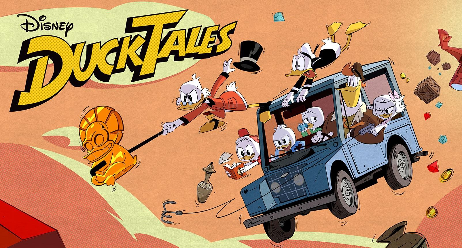 DuckTales Season 1 Episode 4