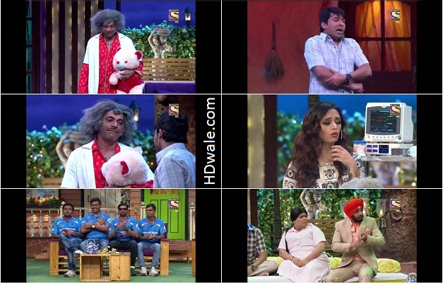 The Kapil Sharma Show Episode 87 Download – 5th March 250 mb