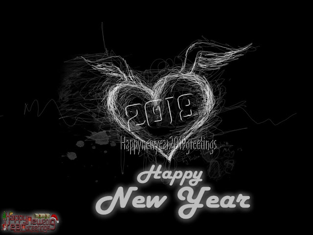 2019 New Year love Greetings