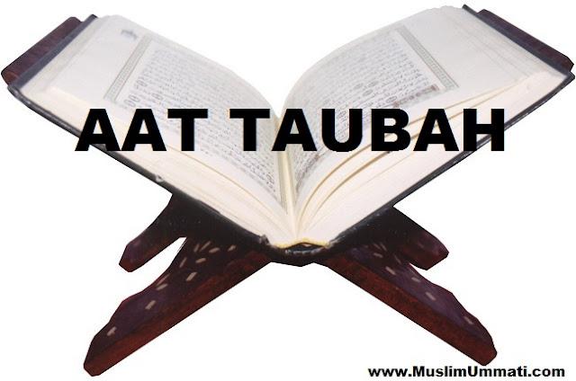 9 Surah At Taubah