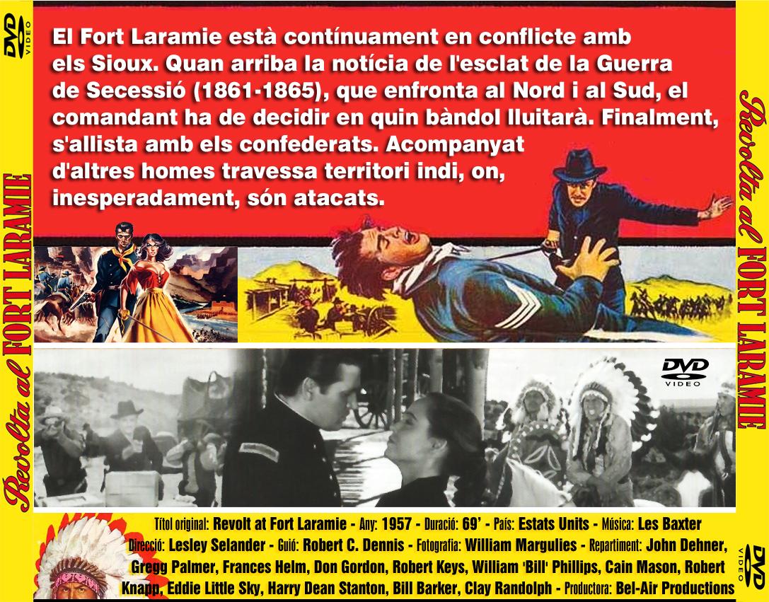 revolt at fort laramie 1957