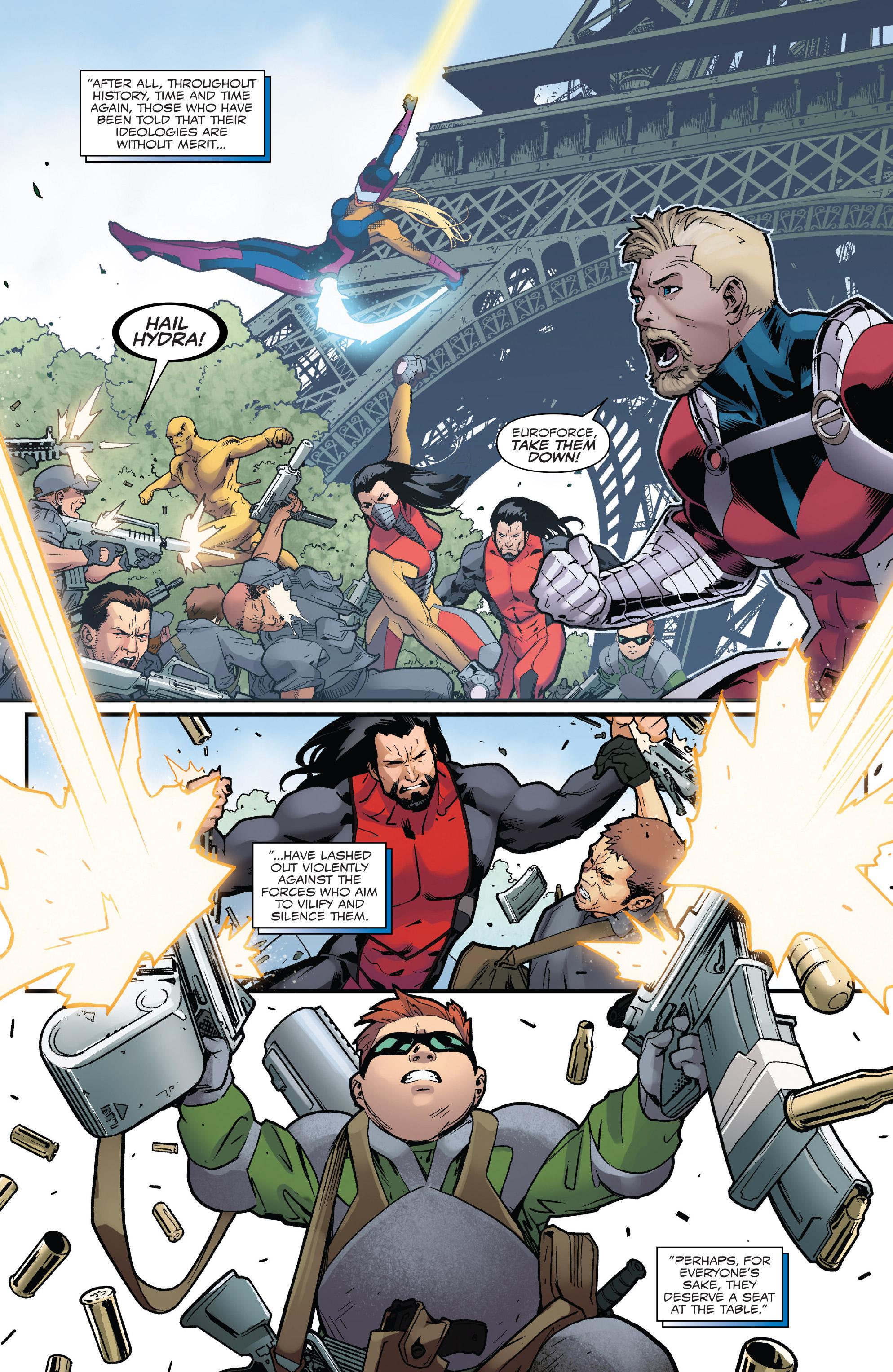 Read online Captain America: Steve Rogers comic -  Issue #18 - 13