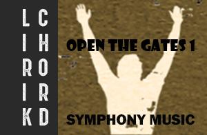 lirik dan lagu rohani terbaru symphony music open the gates 1 album