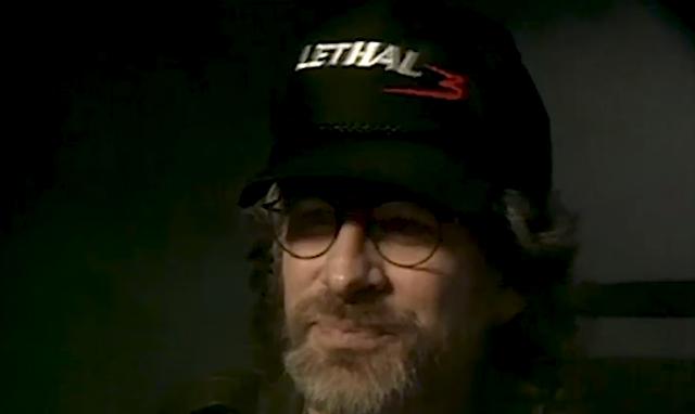 Spielberg lethal 3 cap