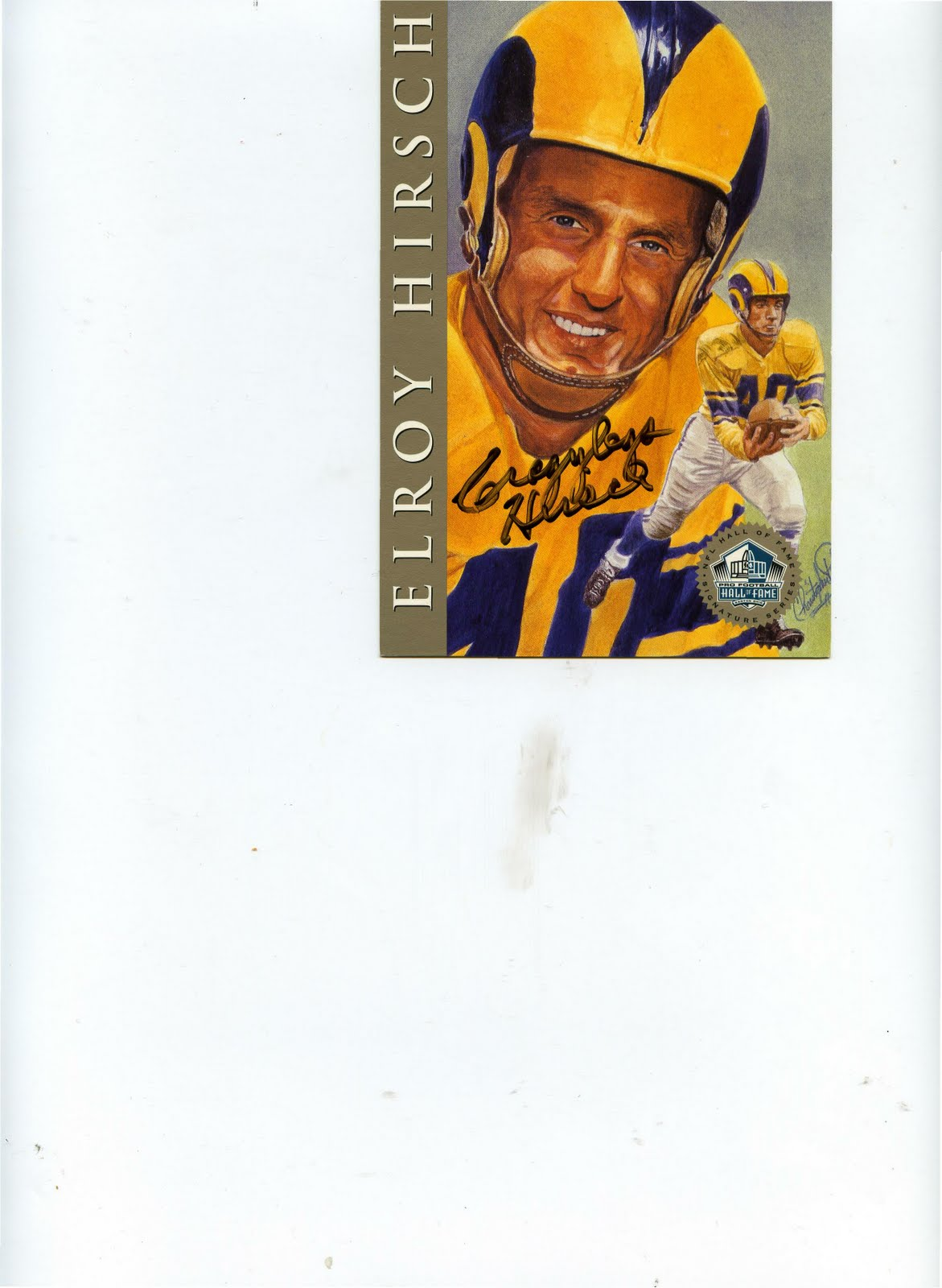 Cheap Card Collecting Awesome Ebay Pickup Autographed 8