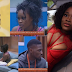 #BBNaija: Tobi walks away from Cee-C…. and she breaks down in tears…