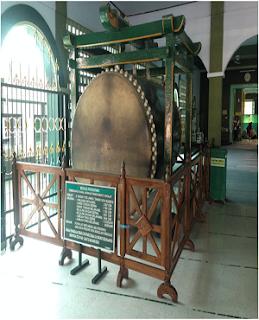 Jual Bedug Masjid Besar Ukuran 170 cm x 230 cm