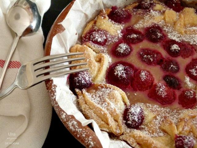 Tarta de frambuesa, recetas con fresas