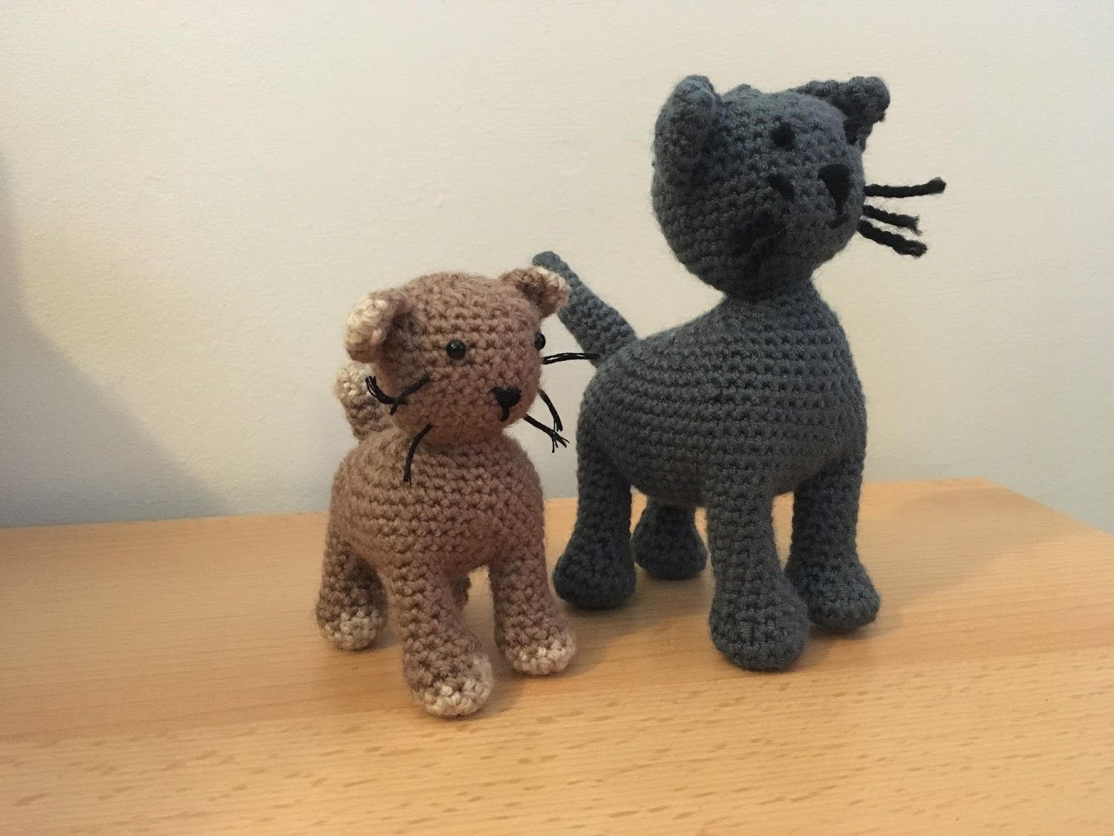 Crochet Amigurumi Black Cat Free Patterns (mit Bildern ... | 1200x1600