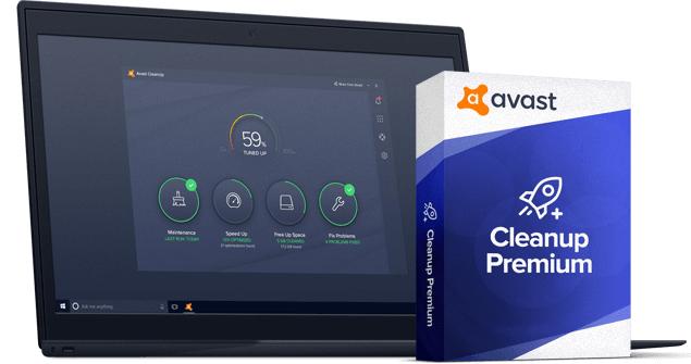 Avast Cleanup Premium 19.1