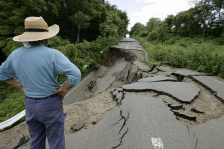 Waspada Bencana, Di Tahun 2017 Indonesia Masih Belum Terbebas Dari Ancaman Bencana