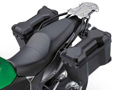 2017 Kawasaki Versys-X 300 Two deacky Image