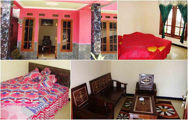 Homestay Mawar Kota Batu Malang