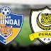 Live Streaming Ulsan Hyundai vs Perak ACL 19.2.2019