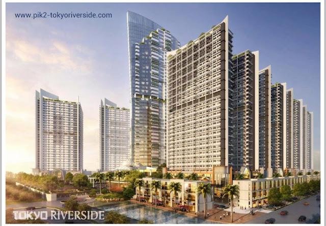Tokyo Riverside PIK 2 Apartment Jakarta