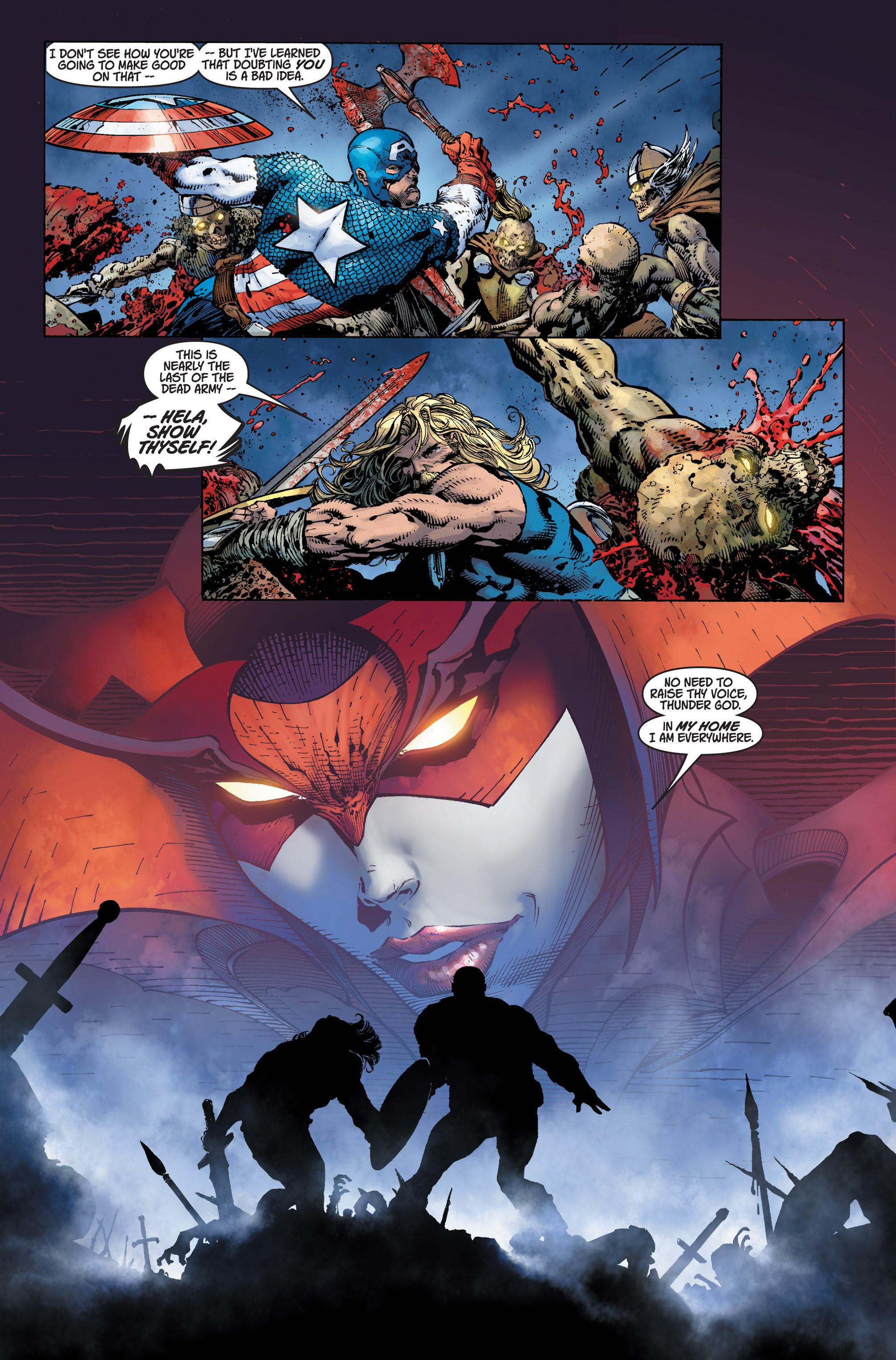 Read online Ultimatum comic -  Issue #3 - 13