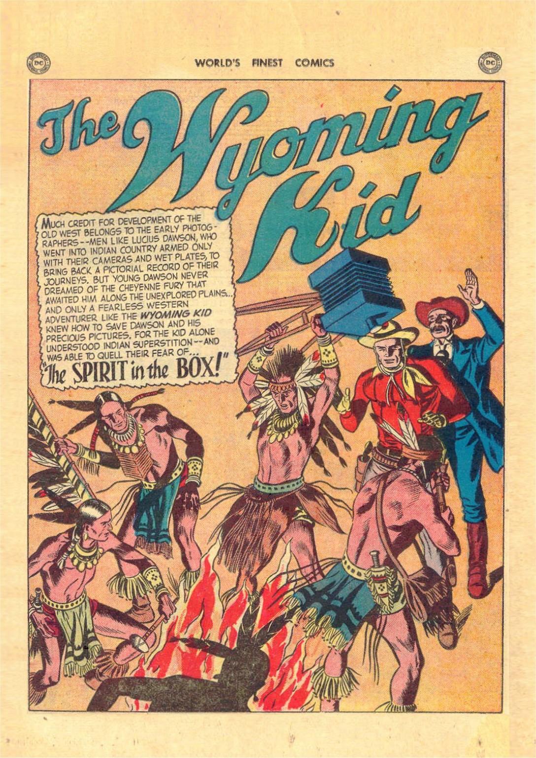 Read online World's Finest Comics comic -  Issue #52 - 15