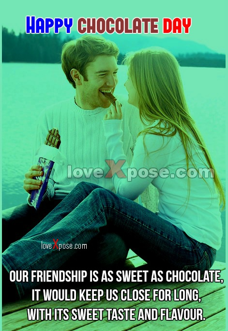 Chocolate day quotes wishes
