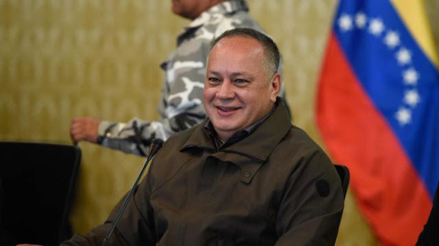 Diosdado Cabello: ¿el hombre más poderoso del narcotráfico?
