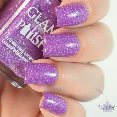 glam polish love always finds a way swatch