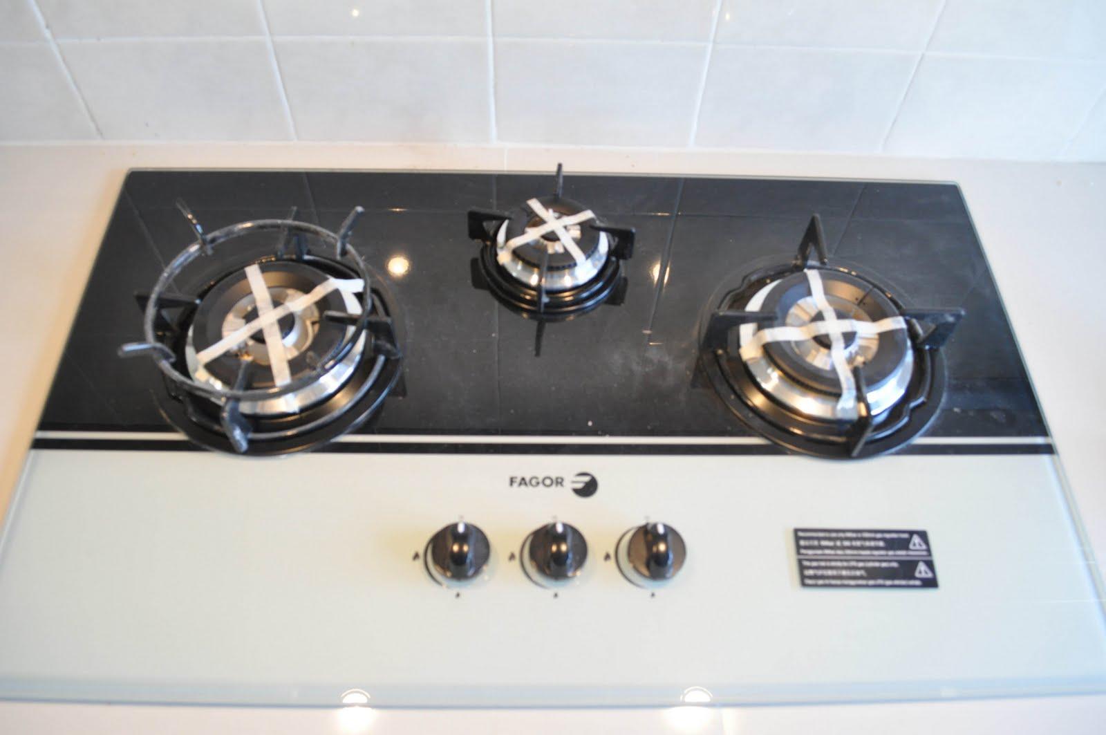 Dapur 3 Tungku Dengan Hood Yang Ada Lampu Bukan Ke Semua We Are Kryptonian Gas