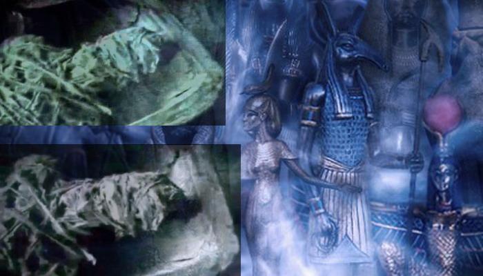 Το ρωσικό στρατιωτικό προσωπικό βρήκε τα μουμιοποιημένα λείψανα ενός εξωγήινου 13.000 ετών σε τάφο στην Αίγυπτο το 1961!