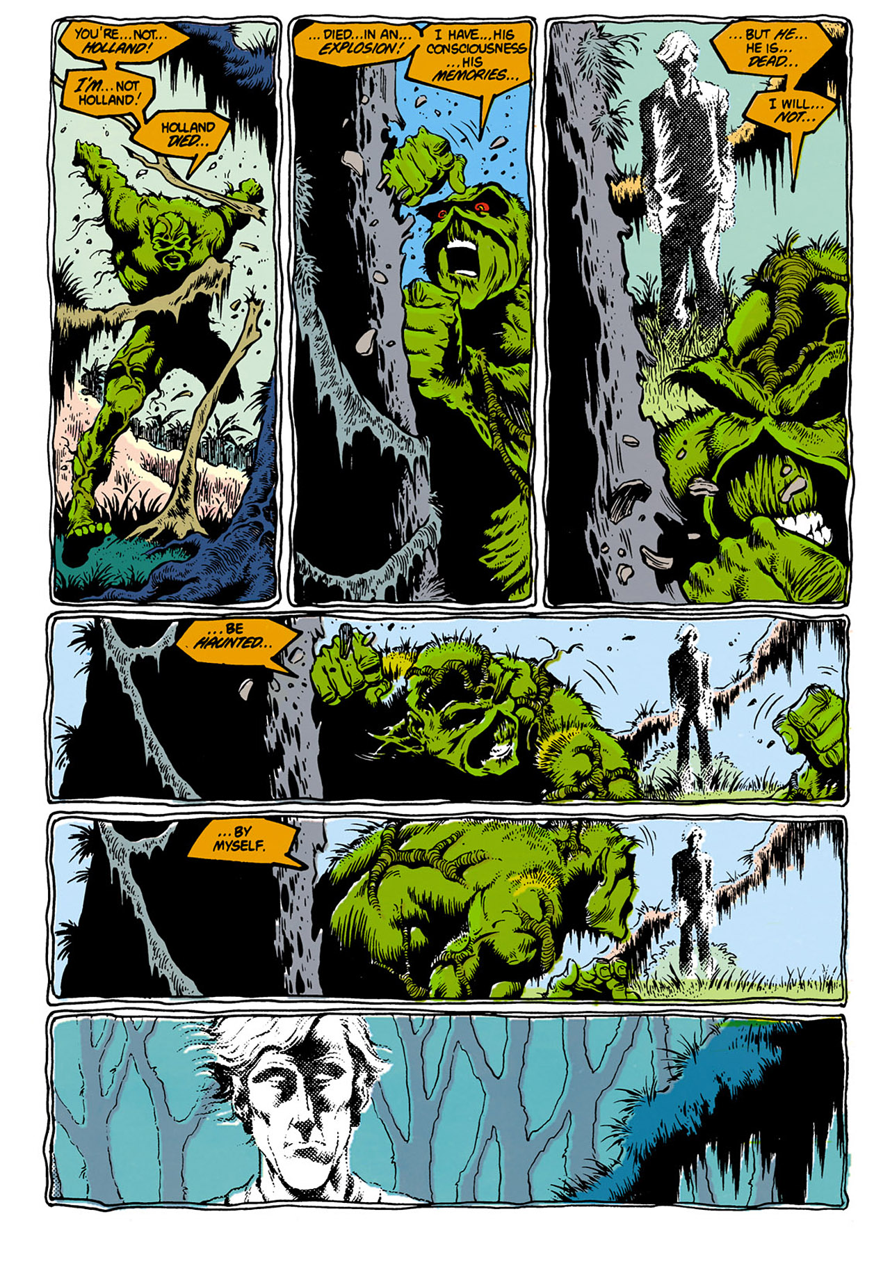 Swamp Thing (1982) Issue #28 #36 - English 8