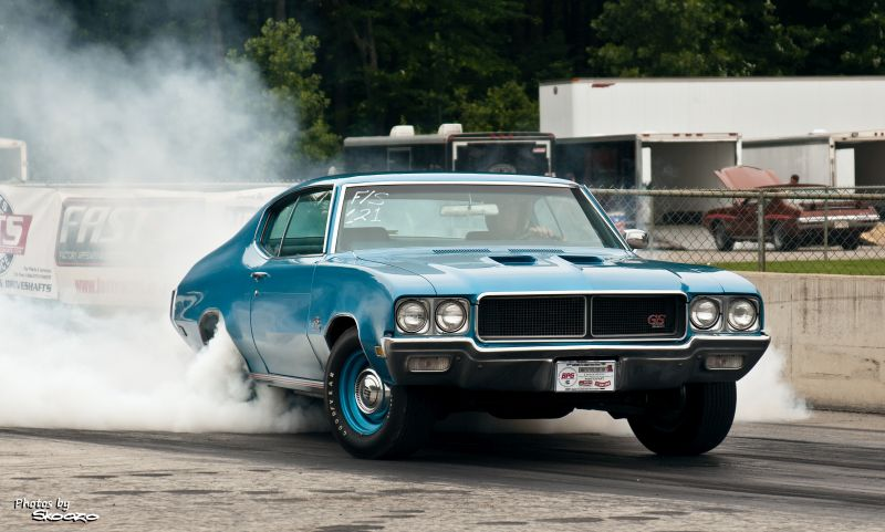 the fast and furious: buick gran sport - american muscle cars
