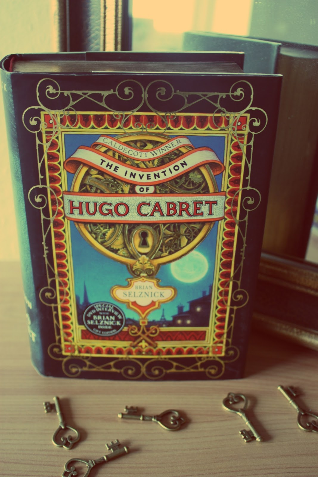 The Book Hop Shop The Invention Of Hugo Cabret