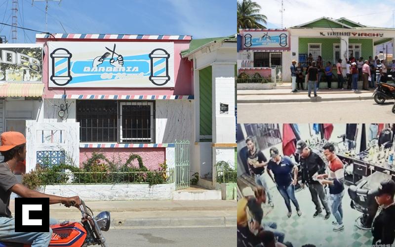 Más clientes acuden a la barbería de Villa Vásquez