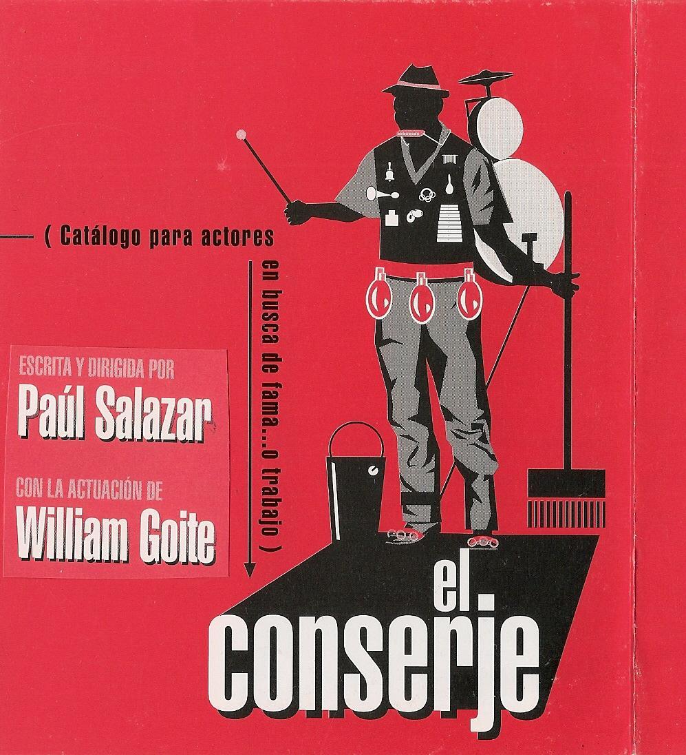 Dramaturgia de Paúl Salazar Rivas.