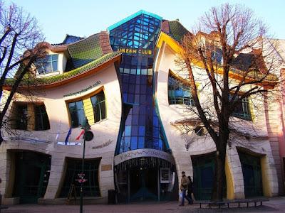 Edificis estranys del món