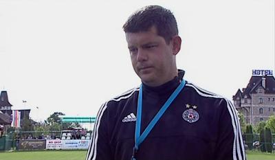Ideja Milorada Vučelića je bila da se kao privremeno rešenje postavi aktuelni trener Teleoptika, Milan Ristić.