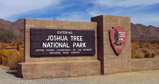 Como chegar no Parque Nacional de Joshua Tree na Califórnia