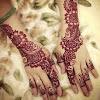 Henna Tangan Pernikahan Untuk Anda