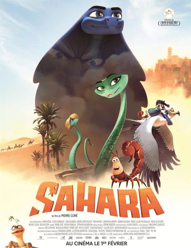Xem Phim Sa Mạc Sahara 2017