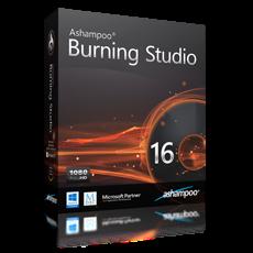 تحميل برنامج اشامبو للنسخ عربي 2017 Ashampoo Burning Studio